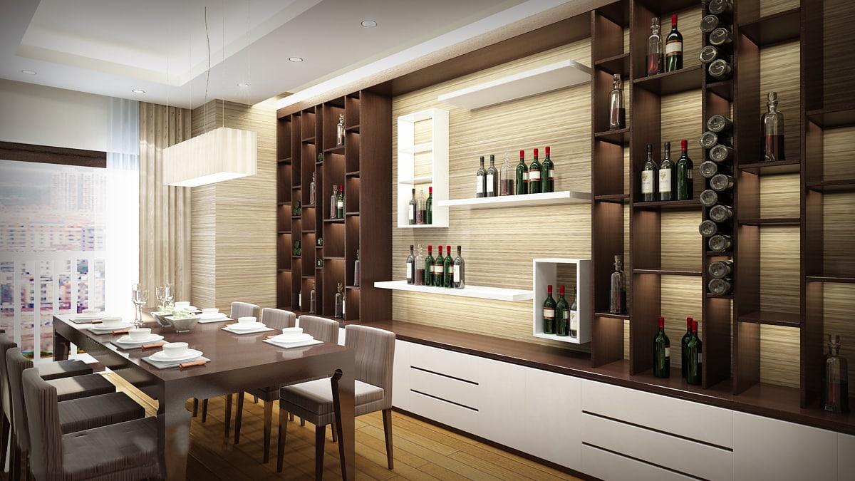 11875658438596851831429302058 Những mẫu tủ rượu đẹp cho phòng khách sang trọng
