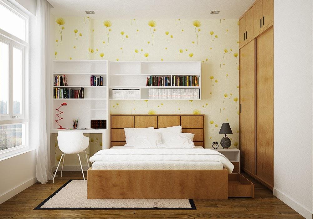 19-1 Cách trang trí phòng ngủ tuyệt đẹp mà bạn cần biết