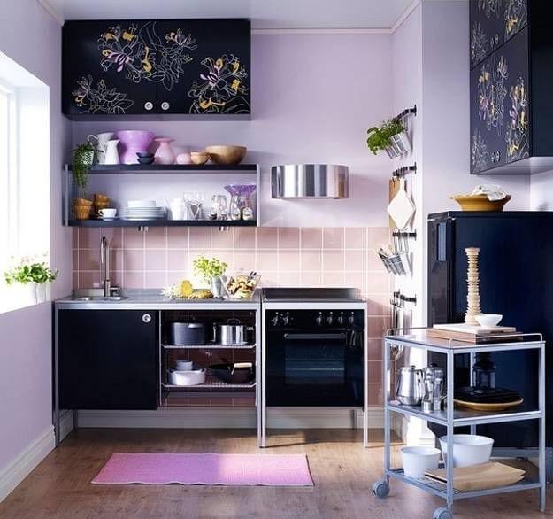 20150103080501183 Thiết kế phòng bếp nhỏ đẹp