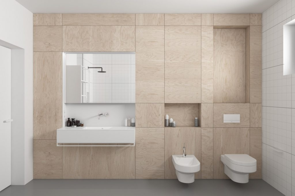 Minimalist-basin-1024x683 Thiết kế nhà vệ sinh nhỏ đẹp cần lưu ý những gì?