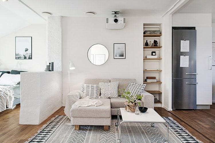 Nha-nho-dep-40m2-tinh-te-2 Tư vấn thiết kế nhà nhỏ đẹp