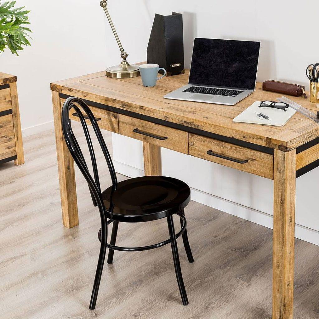 ban-lam-viec-go-cao-su-1-1024x1024 [Tư vấn] Lựa chọn các mẫu bàn làm việc tại nhà