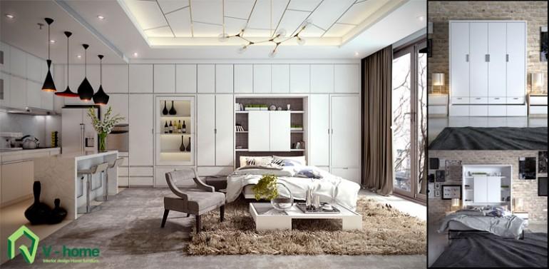 can-ho-thong-minh-3 Tư vấn thiết kế nhà nhỏ đẹp