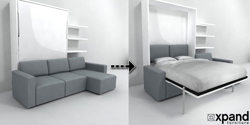 clean-murphysofa-sectional-wall-bed-expand-furniture-within-sofa-murphy-beds-prepare-11-1024x512 [Review] – Lựa chọn giường ngủ thông minh khi thiết kế nội thất