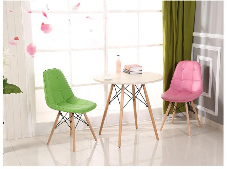 ghe-eames-boc-da-2 Tổng hợp các mẫu ghế Eames tuyệt đẹp