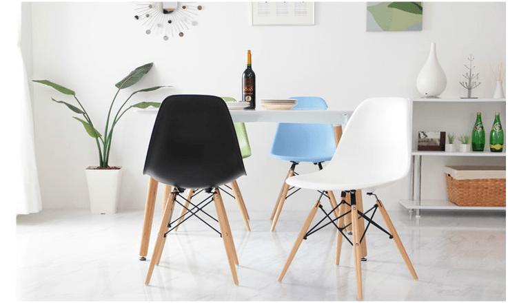 ghe3 Tổng hợp các mẫu ghế Eames tuyệt đẹp