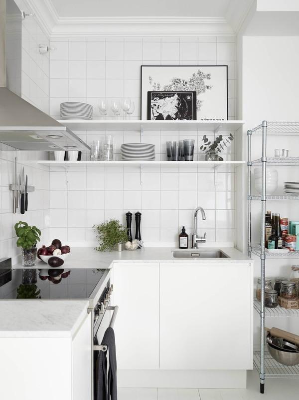phong-bep-3 Thiết kế phòng bếp nhỏ đẹp