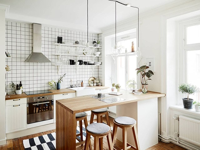 phong-bep-dep-cho-nha-cap-4-1 Thiết kế phòng bếp nhỏ đẹp