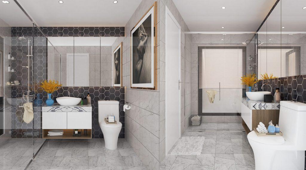 thiet-ke-biet-thu-lien-ke-vinhomes-gardenia-1024x571 Thiết kế nhà vệ sinh nhỏ đẹp cần lưu ý những gì?