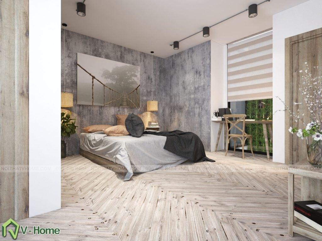 thiet-ke-noi-that-phong-ngu-5-1024x768 Thiết kế nội thất chung cư Iris Garden Mỹ Đình - C. Ngọc