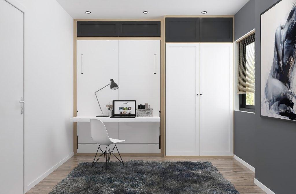 thiet-ke-phong-ngu-chung-cu-him-lam-4-1024x672 Thiết kế phòng làm việc tại nhà hợp phong thủy