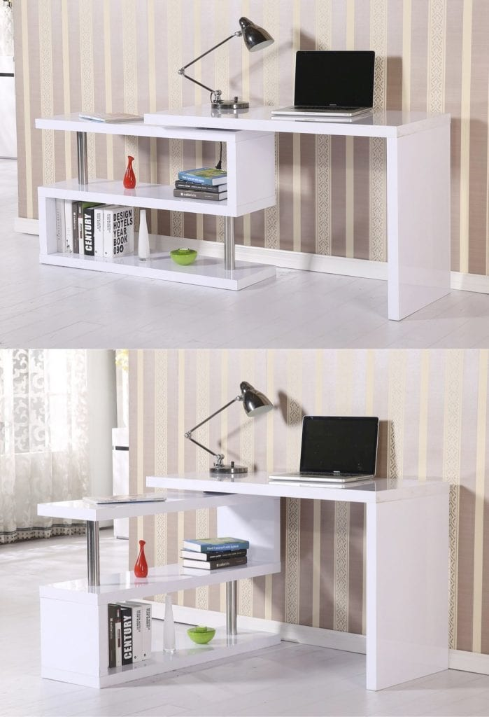 transforming-desk-699x1024 [Tư vấn] Lựa chọn các mẫu bàn làm việc tại nhà