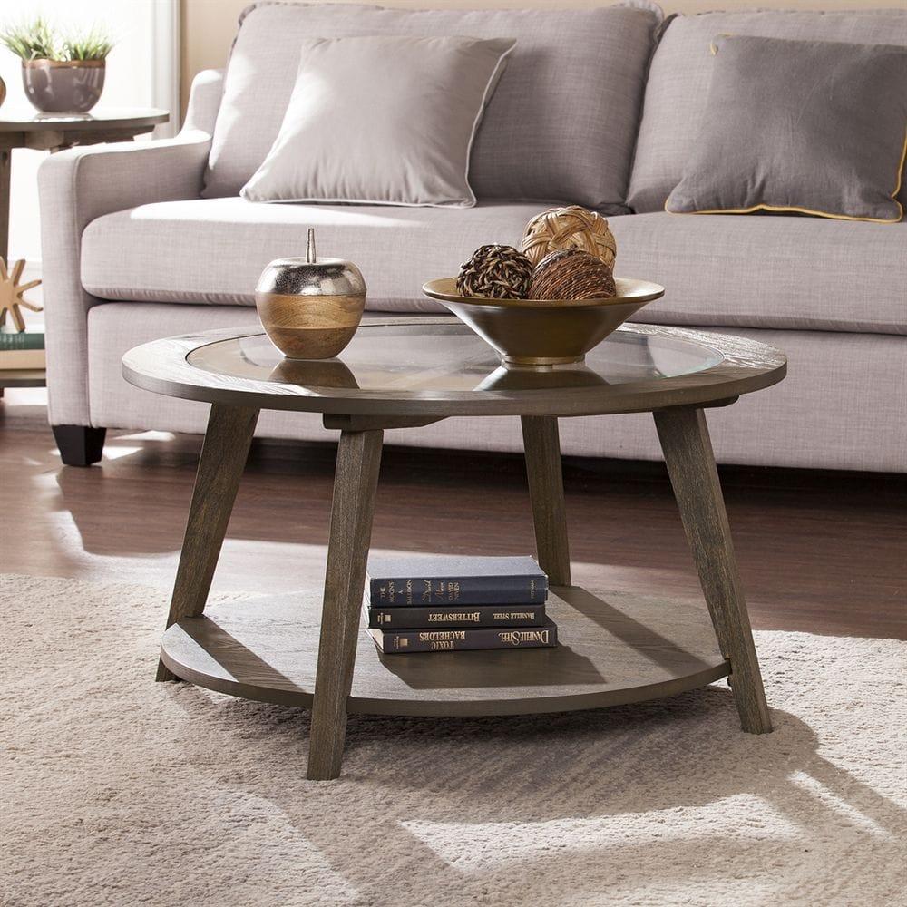 Kết quả hình ảnh cho bàn trà tròn mặt kim loại