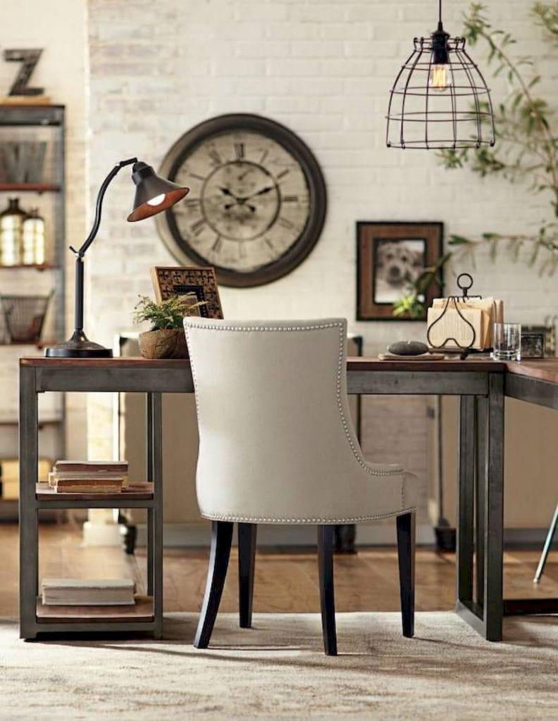 1-3-792x1024 [Tổng hợp] Thiết kế nội thất phòng làm việc