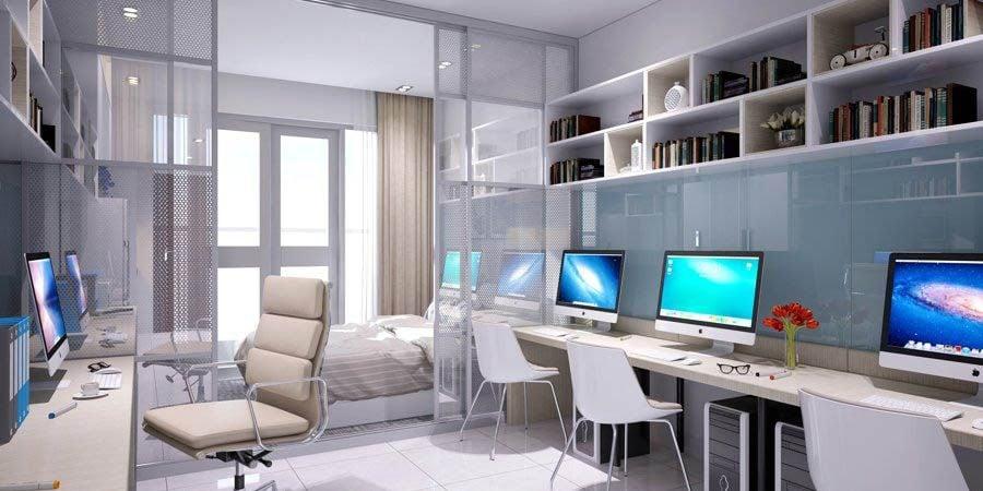 1-900x450 Thiết kế nội thất Officetel - giải pháp đầu tư hoàn hảo