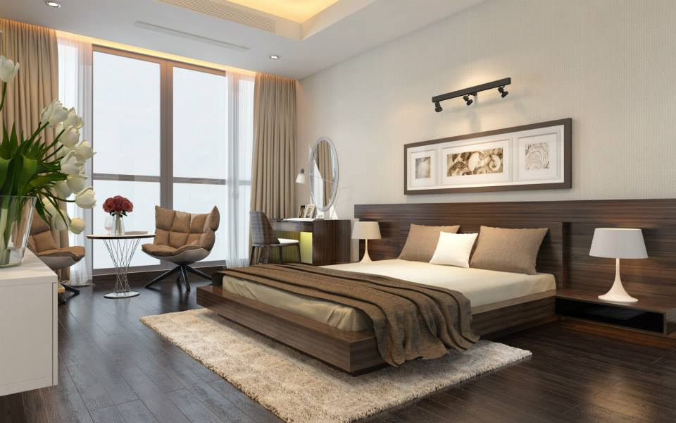 11-0-1 [Tư vấn] Thiết kế nội thất phòng ngủ đẹp