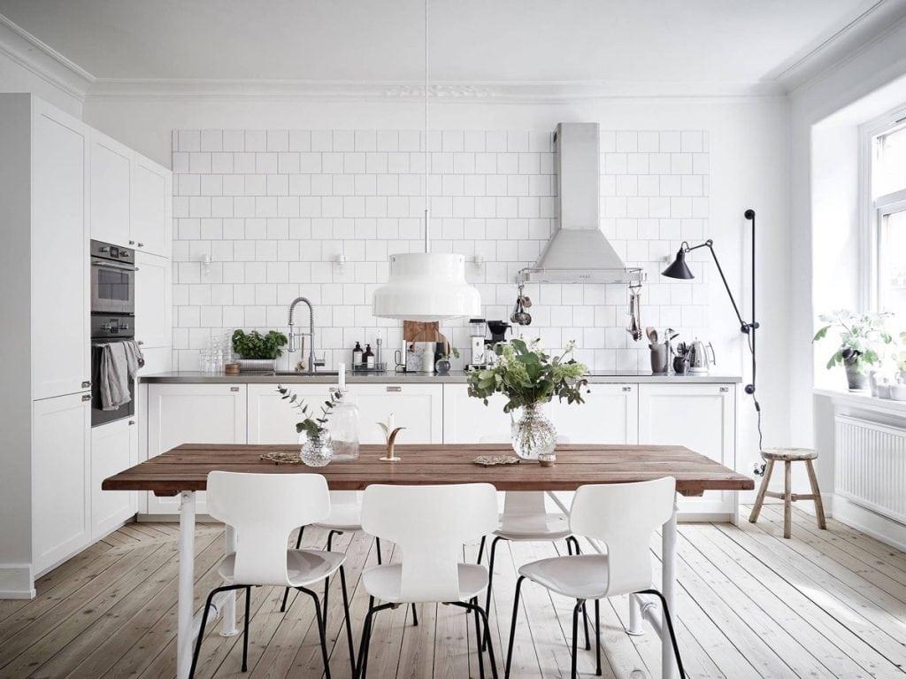 Amazing-Scandinavian-Kitchen-1024x767 [Kiến thức] Thiết kế nội thất bếp phòng ăn như thế nào?