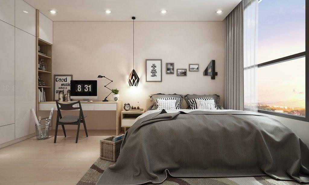 Bedroom-study-1024x614 [Tư vấn] Thiết kế nội thất phòng ngủ đẹp