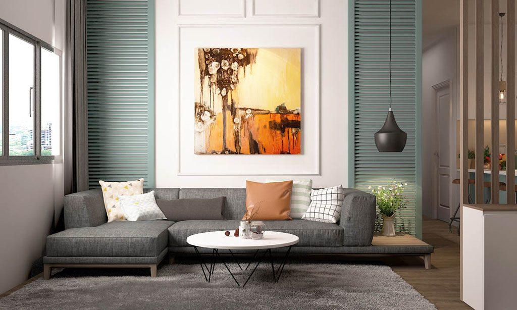 Black-pendant-light-1024x614 Ghế sofa - Đồ nội thất phổ biến trong phòng khách gia đình