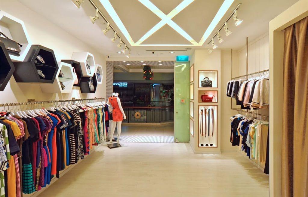 Fashion-Boutique-1024x655 [Kiến thức] Thiết kế nội thất cửa hàng đẹp