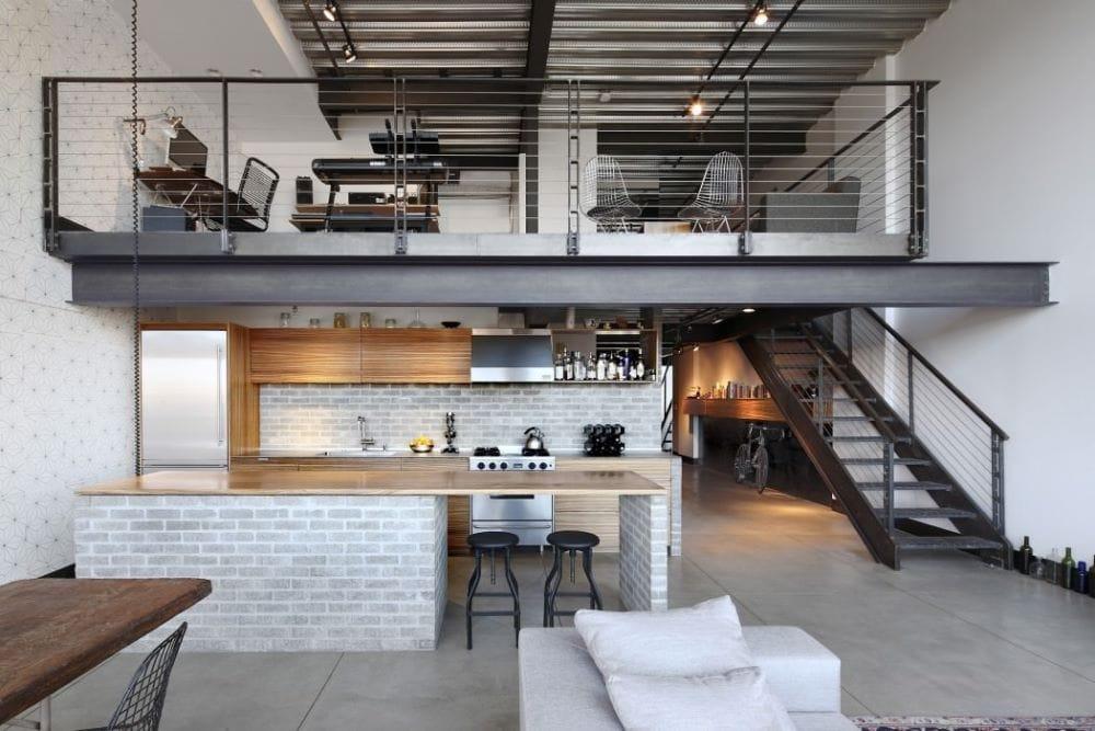 Stalen-trappen-en-balustrades [Kiến thức] Thiết kế nội thất Industrial - Phong cách công nghiệp