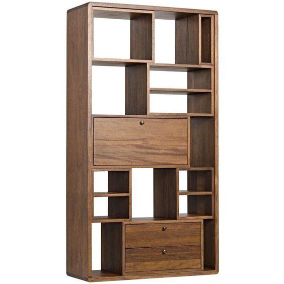 Thiet-ke-phong-khach-chung-cu-theo-phong-cach-co-dien-1 Tủ sách gỗ tự nhiên: Ưu - nhược điểm trong thiết kế nội thất