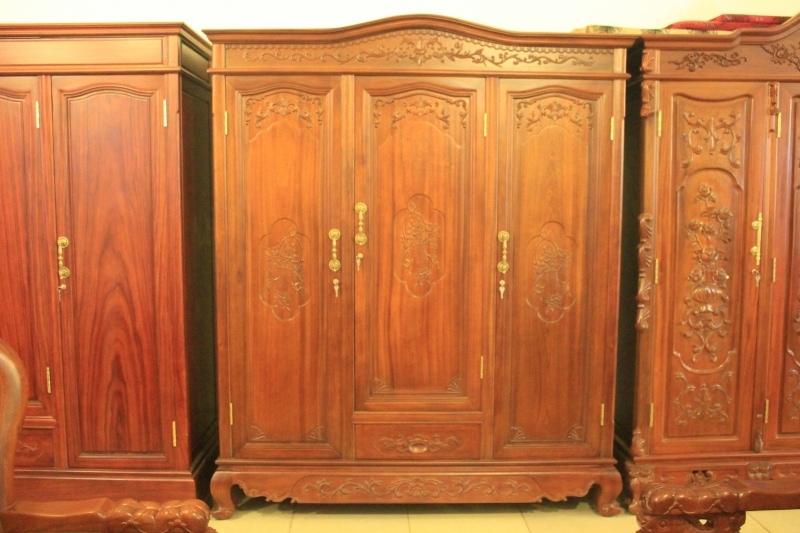 Tu-ao-3-buong-go-gu [Kiến thức] Gỗ gụ là gì? Ứng dụng của gỗ gụ trong nội thất