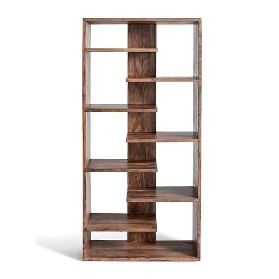 a1a7b018ba1fe9c8fd8a2092e752eb97 Tủ sách gỗ tự nhiên: Ưu - nhược điểm trong thiết kế nội thất