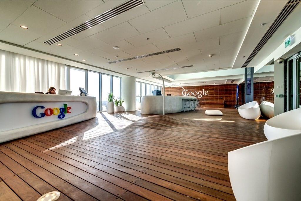 archdaily-1024x684 [Kiến thức] Thiết kế nội thất văn phòng chuẩn đẹp