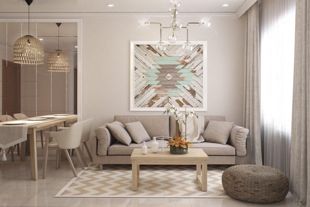 beige-rug-and-couches-muted-colour-living-room-1024x683 Ghế sofa - Đồ nội thất phổ biến trong phòng khách gia đình