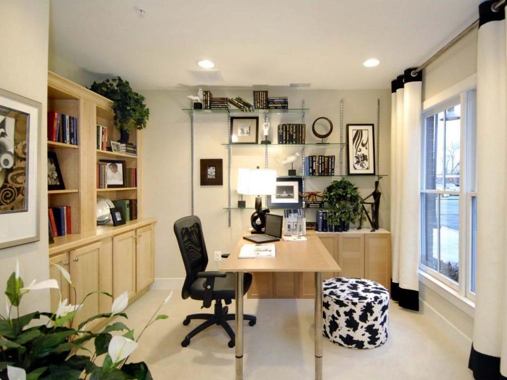 bring-some-life-to-your-lighting-with-these-enchanting-light-artificial-closet-lighting-ideas-1024x768-1024x768 [Tổng hợp] Thiết kế nội thất phòng làm việc