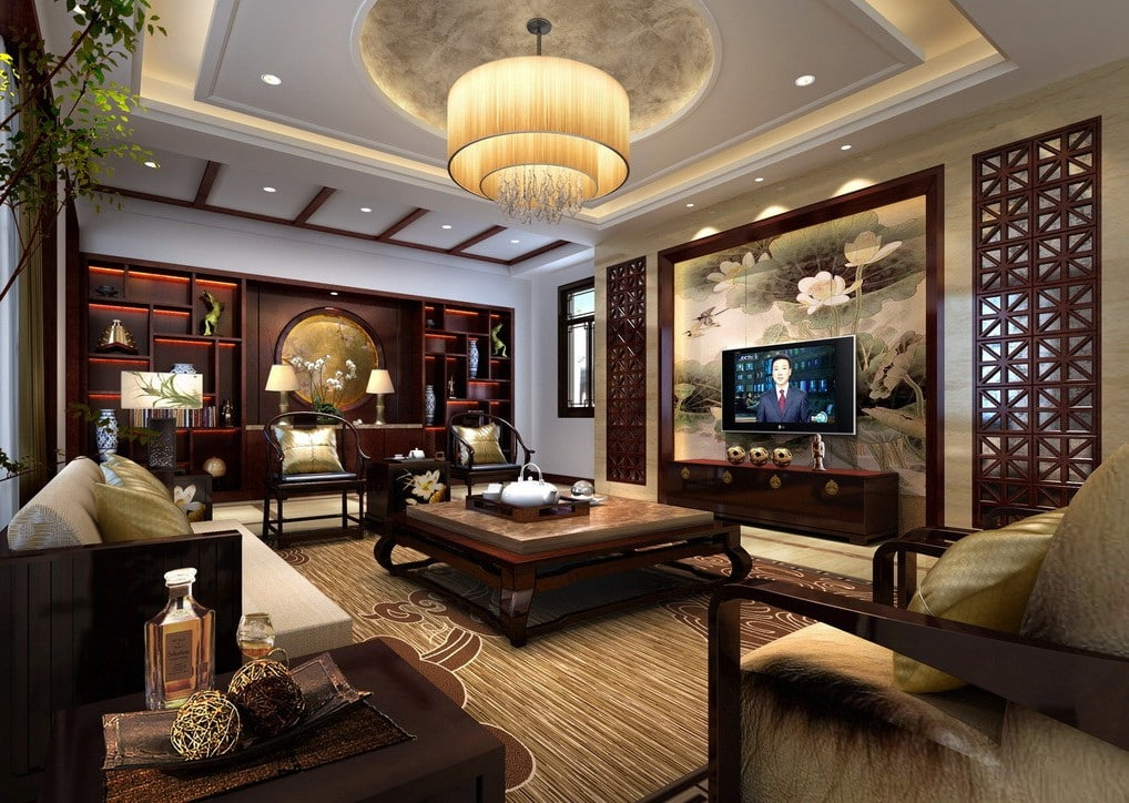 btad Xu hướng mới trong thiết kế nội thất biệt thự