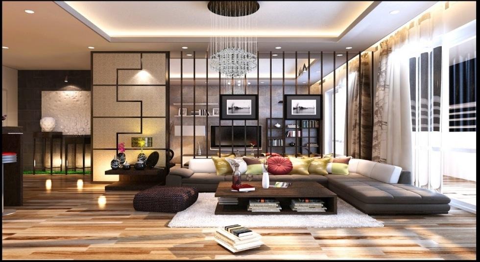 bthd Xu hướng mới trong thiết kế nội thất biệt thự