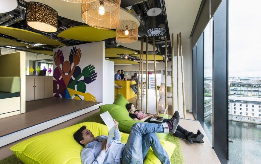 buiro-kreacja-1-1024x643 [Kiến thức] Thiết kế nội thất văn phòng chuẩn đẹp