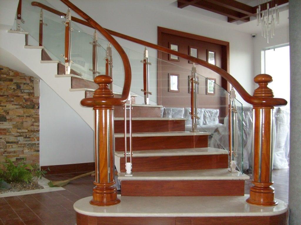 cau-thang-go-14-1024x768 Mẫu cầu thang gỗ đẹp phổ biến hiện nay