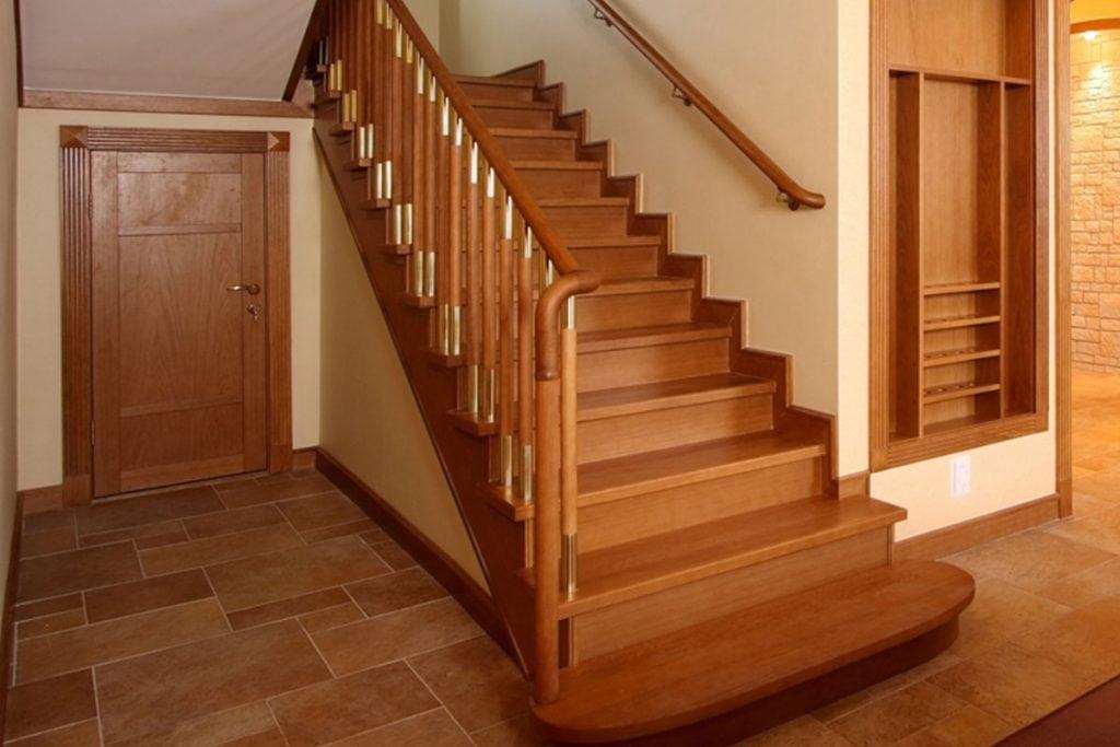 cau-thang-go-dep-6-1024x683 Mẫu cầu thang gỗ đẹp phổ biến hiện nay