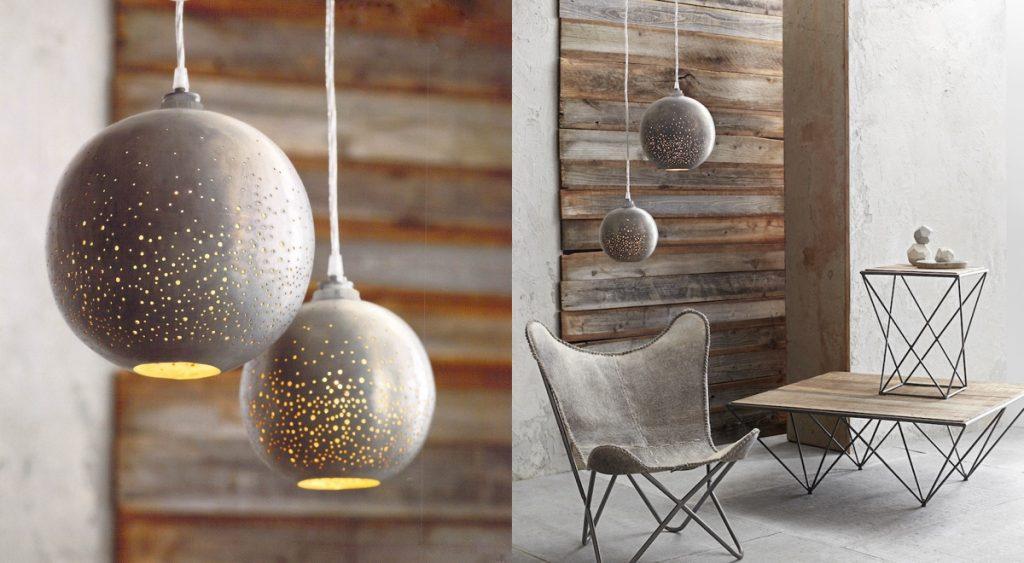 elegant-concrete-pendant-lamps-1024x563 Đèn thả bàn ăn - Đặc điểm và ứng dụng trong trang trí nội thất