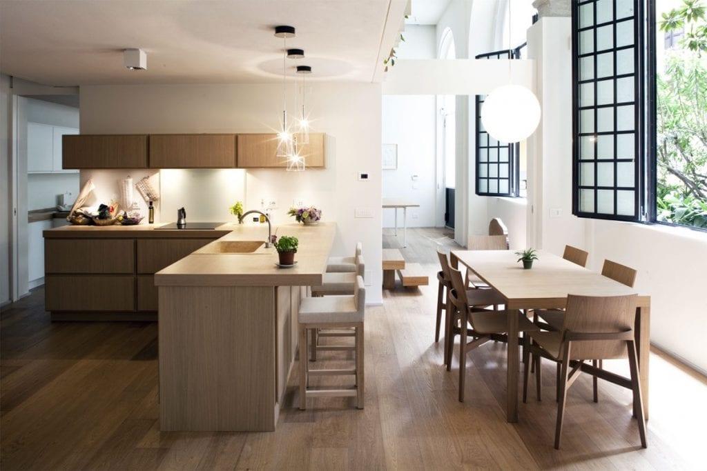 elegant-kitchen-island-lighting-1024x683 Đèn thả bàn ăn - Đặc điểm và ứng dụng trong trang trí nội thất