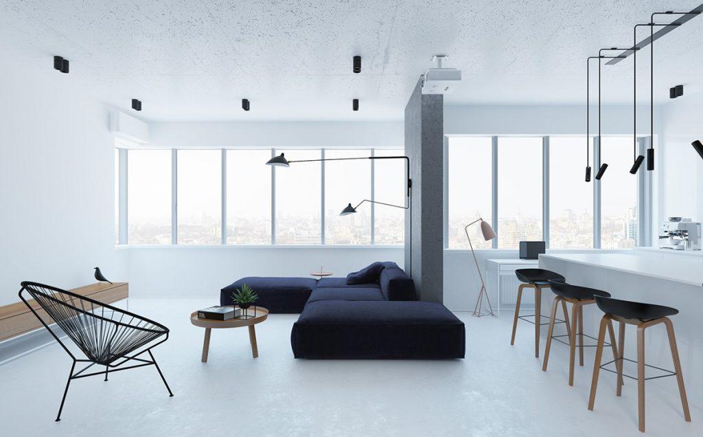 floating-lights-minimalist-living-space-1024x636 Tại sao nên thiết kế nội thất chung cư?