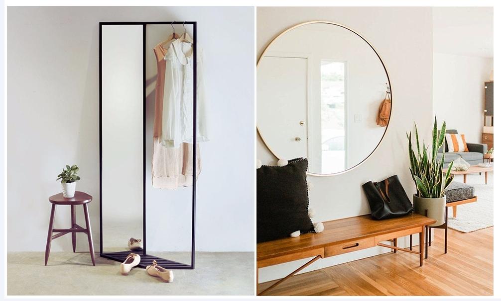 guong-trang-tri Chọn gương trang trí phù hợp với từng không gian