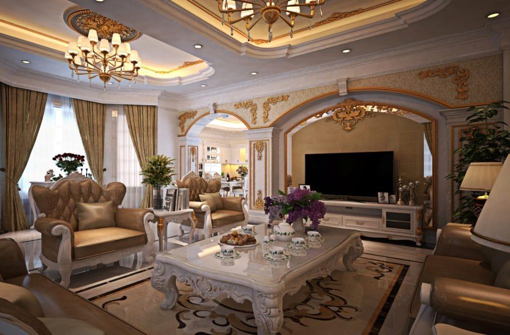 image005-7-1024x672 [Kiến thức] Thiết kế nội thất cổ điển là gì?