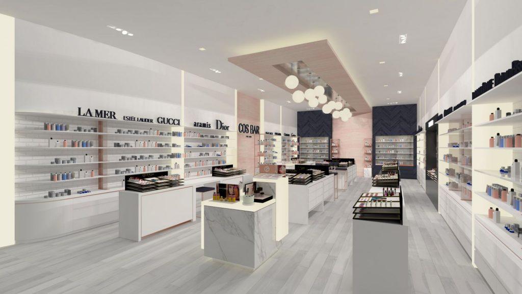 noi-that-cua-hang-nuoc-hoa-3-1024x576 [Kiến thức] Thiết kế nội thất cửa hàng đẹp