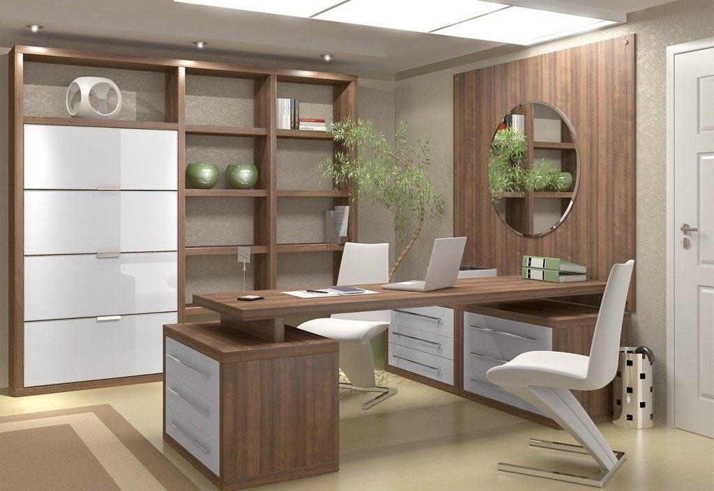noi-that-quan-cafe-tren-san-thuong-2-2-1024x705 [Tổng hợp] Thiết kế nội thất phòng làm việc
