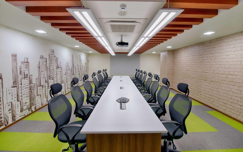 partneredspaces-conference-room-1024x640 [Kiến thức] Thiết kế nội thất văn phòng chuẩn đẹp