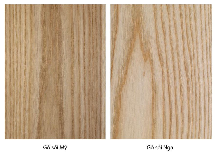 phan-biet-go-soi-nga-va-go-soi-my Gỗ Sồi: Đặc trưng và ứng dụng của gỗ Sồi trong nội thất
