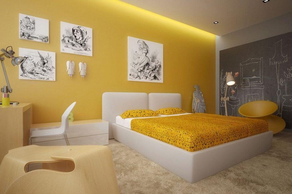 phong-ngu-cho-nguoi-menh-kim-1024x681 [Tư vấn] Thiết kế nội thất phòng ngủ đẹp
