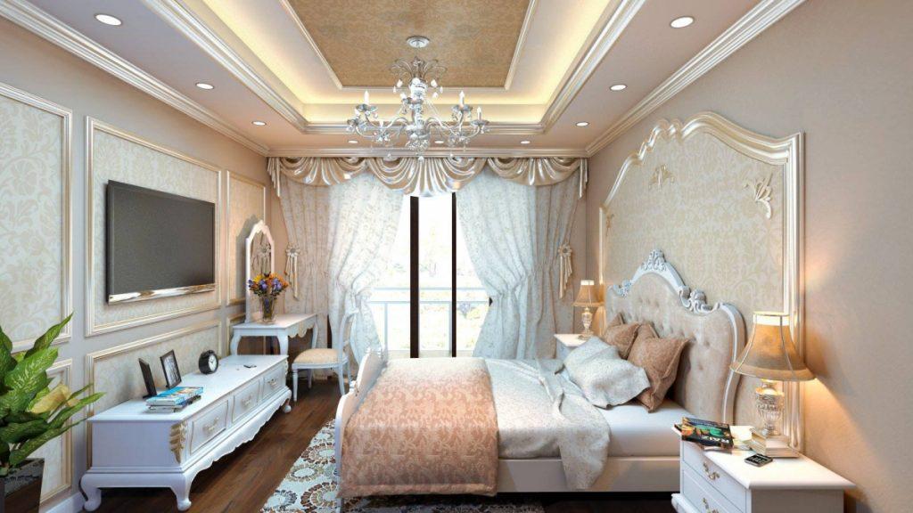 phong-ngu-tan-co-dien-1-1024x576 [Tư vấn] Thiết kế nội thất phòng ngủ đẹp