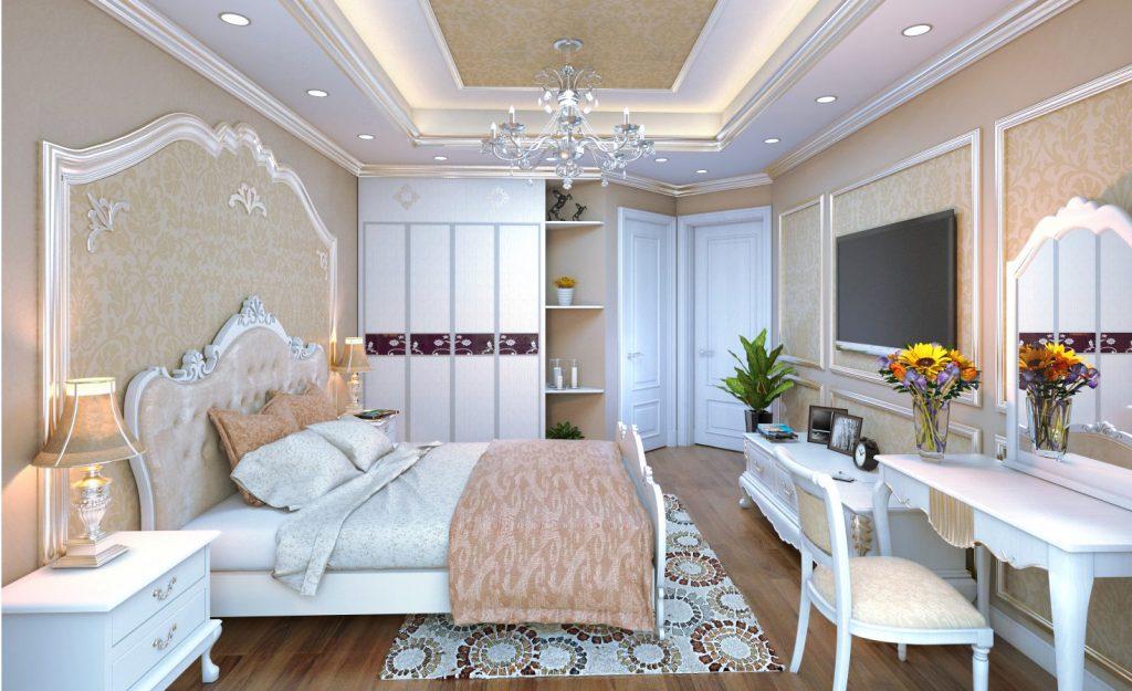 phong-ngu-tan-co-dien-2-1024x625 [Tư vấn] Thiết kế nội thất phòng ngủ đẹp