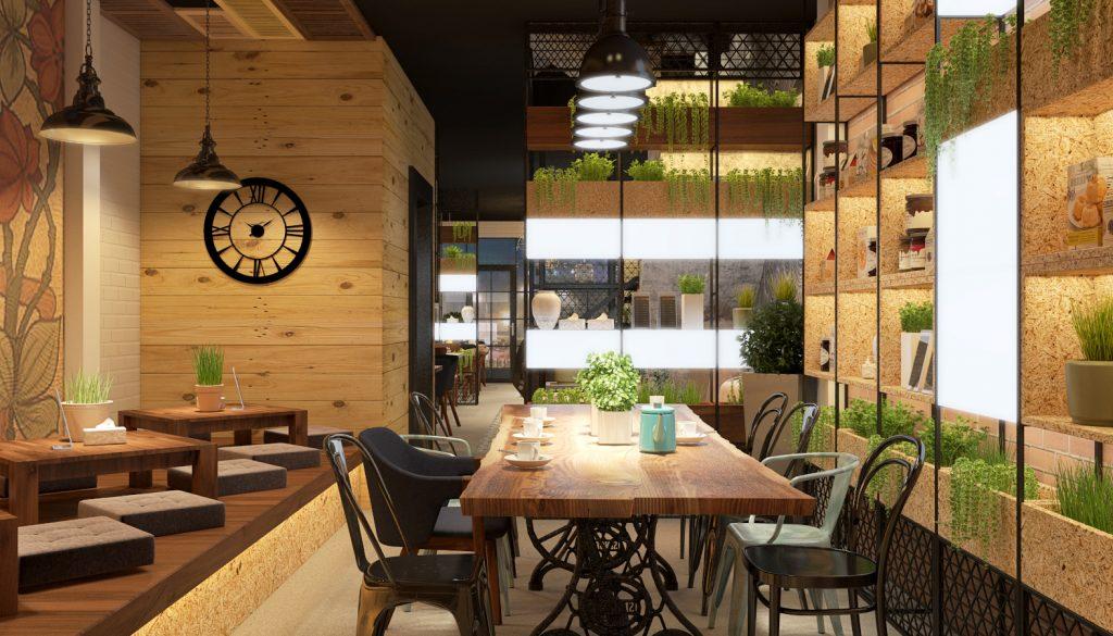 thiet-ke-cua-hang-coffee-tea-house-10-1024x585 [Kiến thức] Thiết kế nội thất Industrial - Phong cách công nghiệp