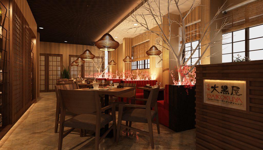 thiet-ke-noi-that-nha-hang-nhat-ban-1024x585 [Tổng hợp kiến thức] Thiết kế nội thất nhà hàng